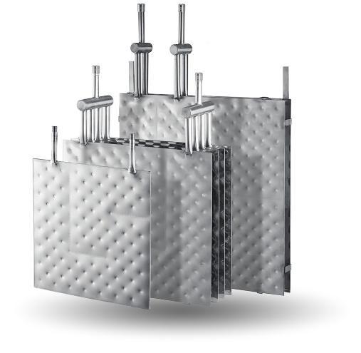 Echangeur thermique traitement de surface