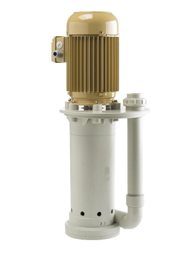 Pompe verticale traitement de surface